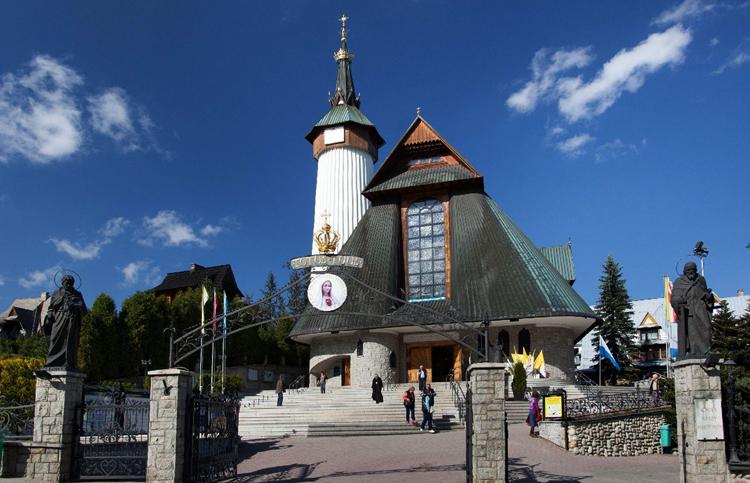 Храм Фатимской Божьей Матери