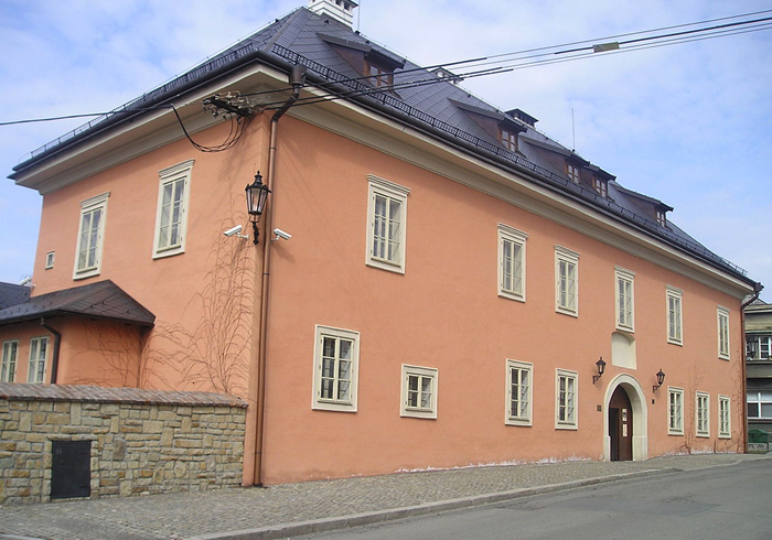 Замок Забржег