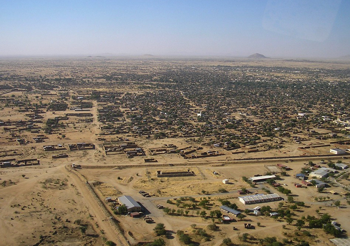 Древний город Абеше