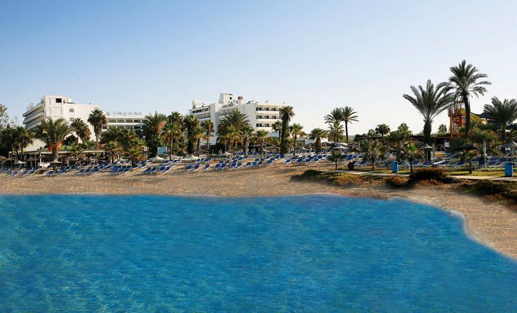 Алжирские пляжи