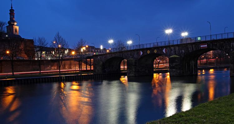 Старый мост Альте Брюкке