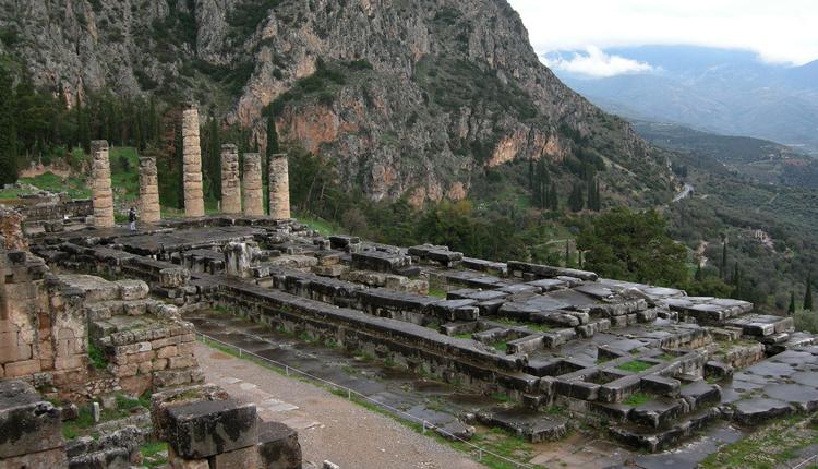 Храм Аполлона Пифийского