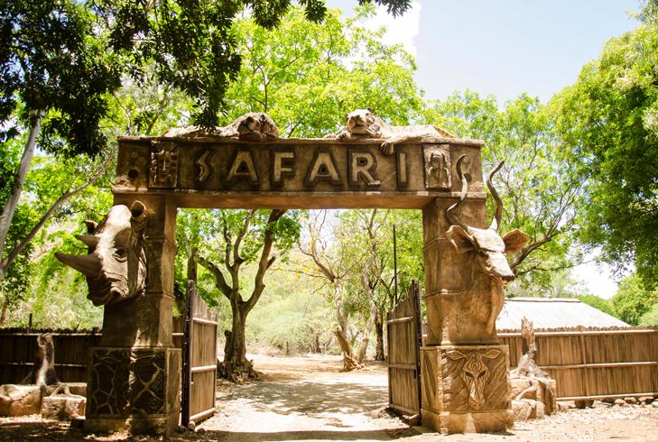 Природный парк Касель
