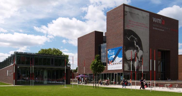 Археологический музей Вестфалии – Липпе