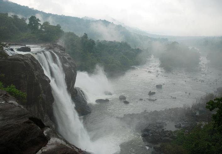 Водопад Атирапалли