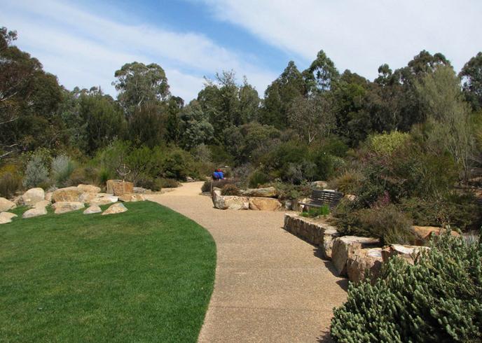 Австралийский национальный ботанический сад