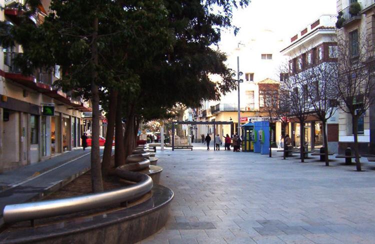 Большая площадь Испании