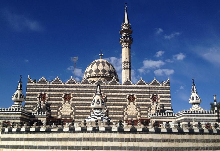Мечеть Абу-Дервиш