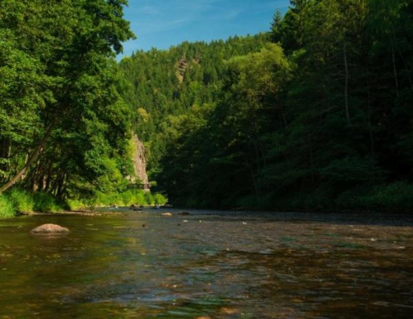 Река Эгер