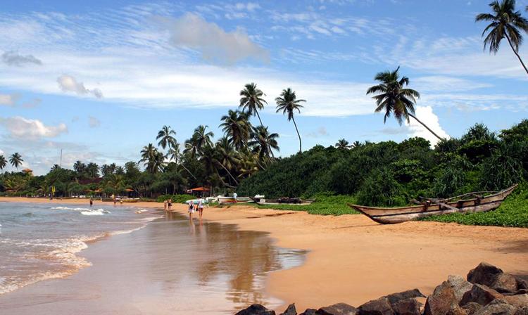 Главный пляж