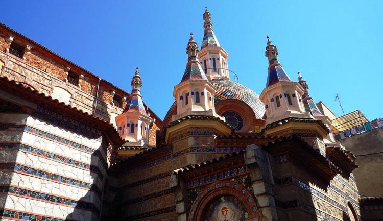 Церковь Иглесия де Сант Рома