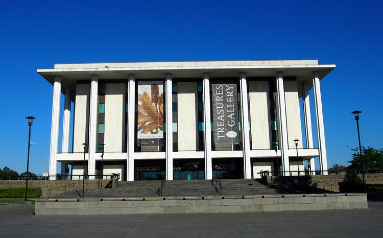 Национальная библиотека Австралии