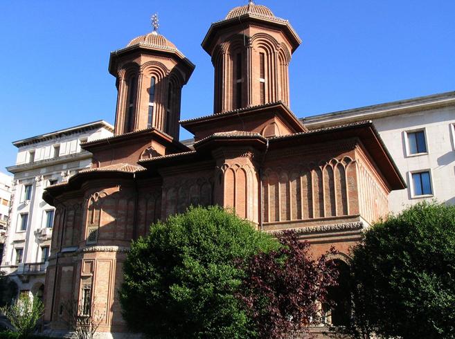 Церковь Крецулеску