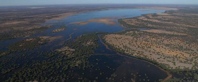 Озеро Нгами