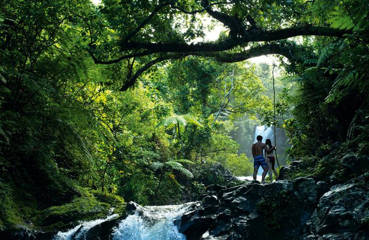 Национальный парк Боума