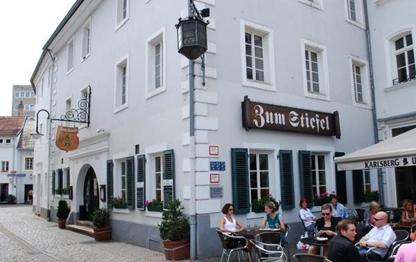 Ресторан Zum Stiefel