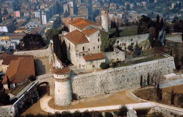 Замок Брешиа