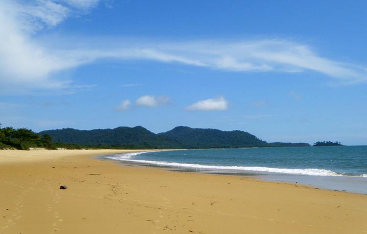 Пляж Bureh