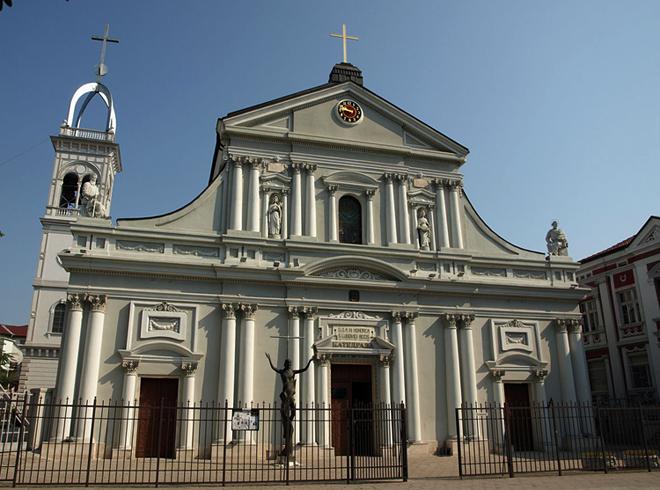 Костёл Святого Людовика