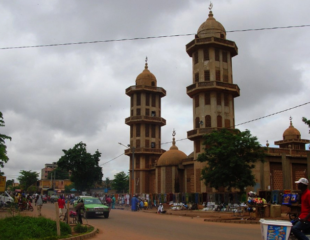 Большая мечеть Уагадугу