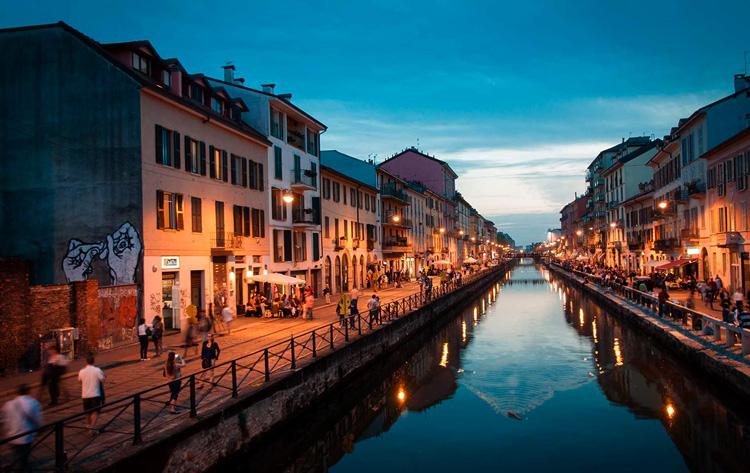 Каналы Navigli