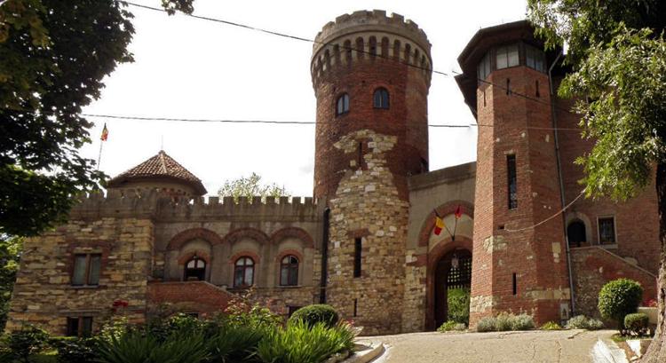 Замок Цепеш