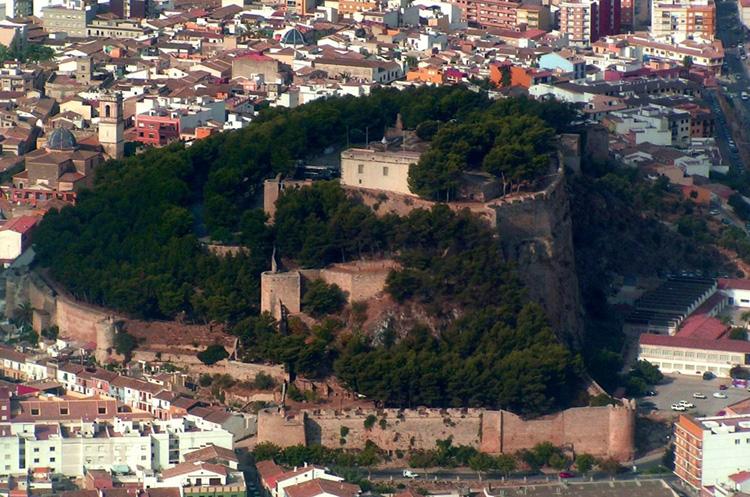 Замок Castillo