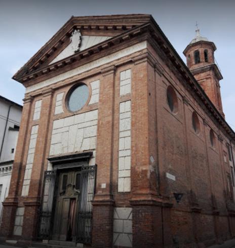 Церковь св. Риты