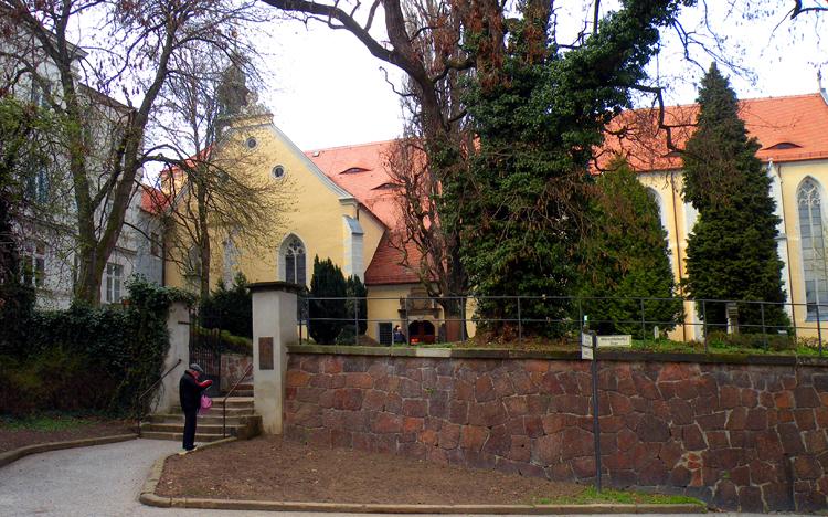 Церковь Святой Афры