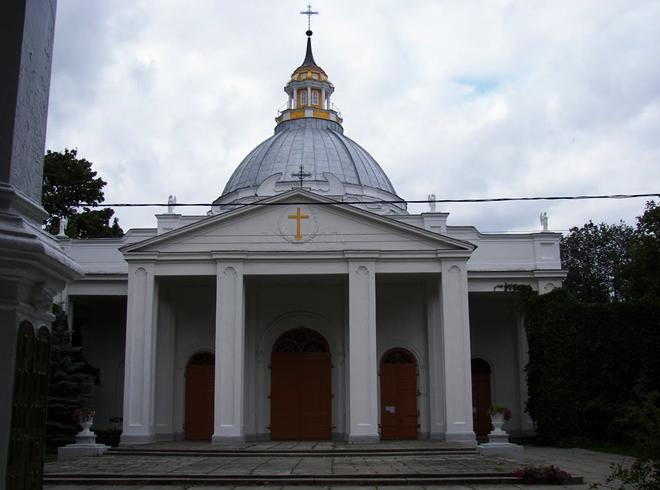 Костёл святого Петра в веригах