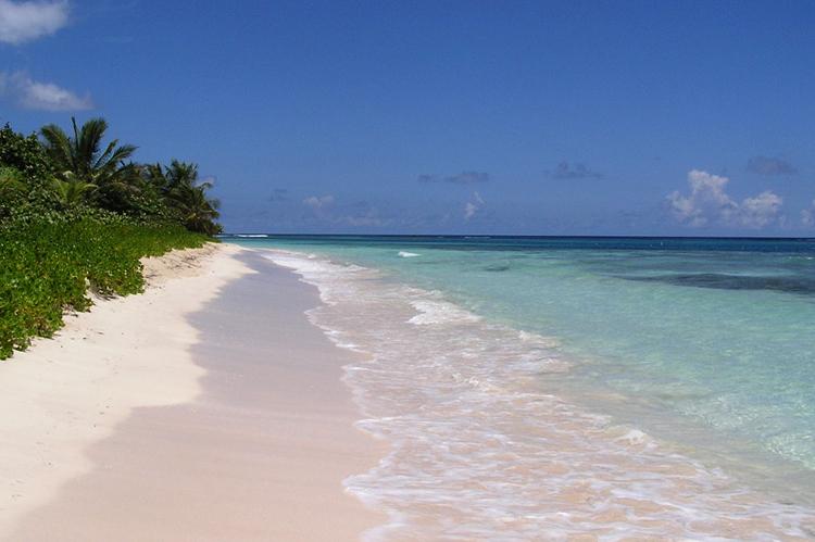 Пляж Фламенко-Бич