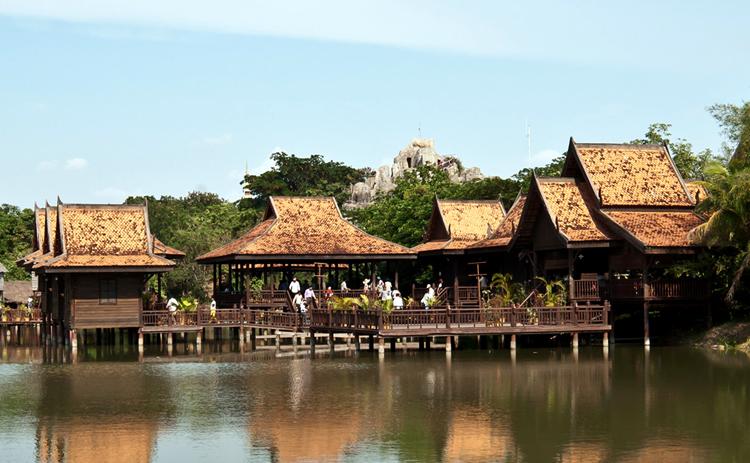 Культурная деревня