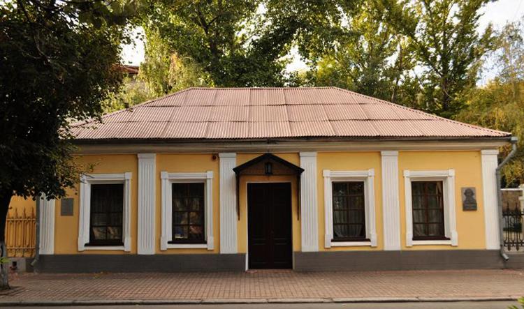 Дом-музей Даля