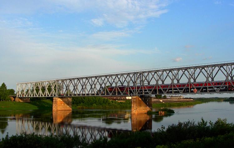 Даугавпилсский железнодорожный мост