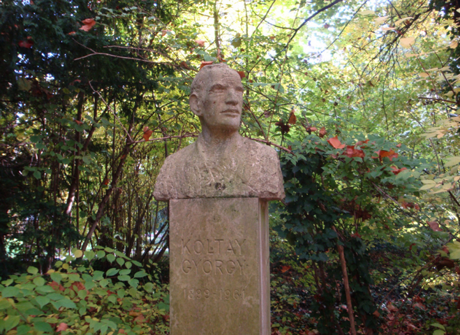 Памятник Дьердю Колтаю