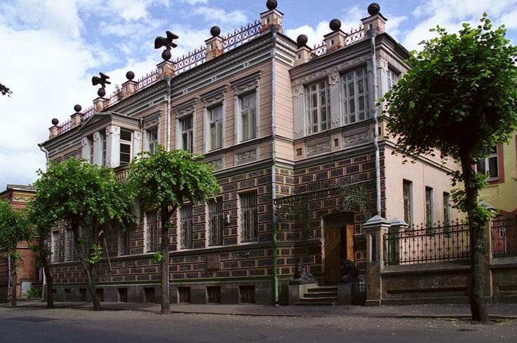 Даугавпилсский краеведческий и художественный музей