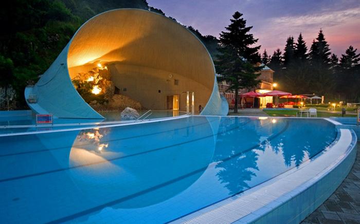 Термальный курорт Мишкольц-Тапольца