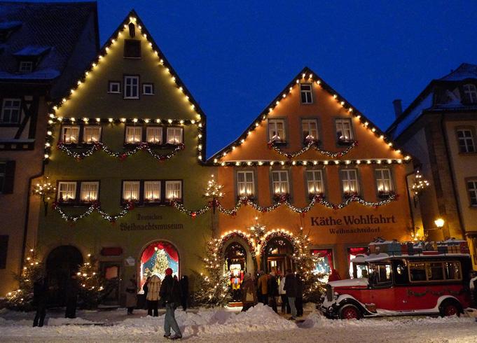 Немецкий Рождественский музей