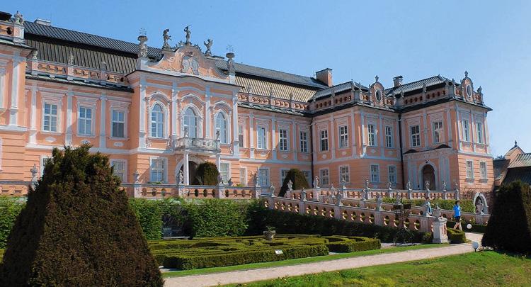 Дворец Нове-Гради