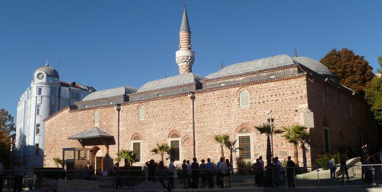 Мечеть Улу Джумая