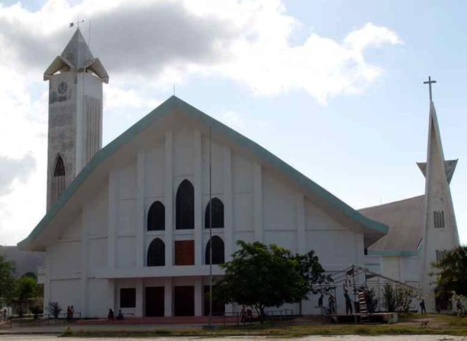 Церковь Непорочного Зачатия в Дили