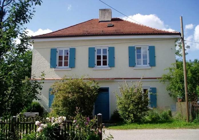 Дом священника в Виппенхаузене