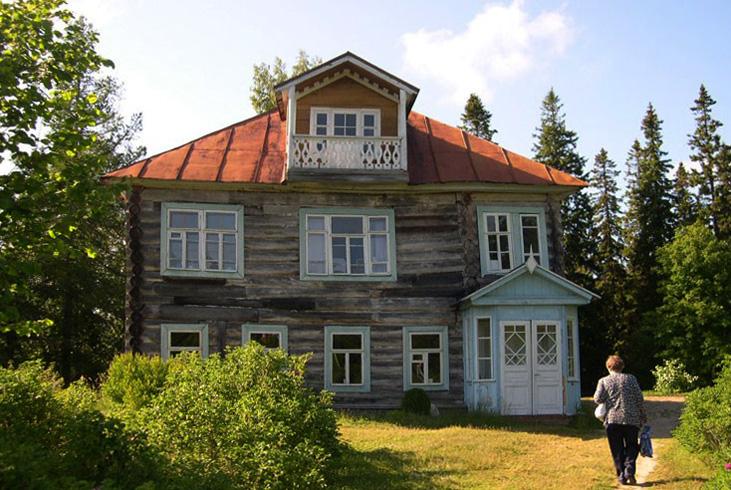 Дом Архимандрита