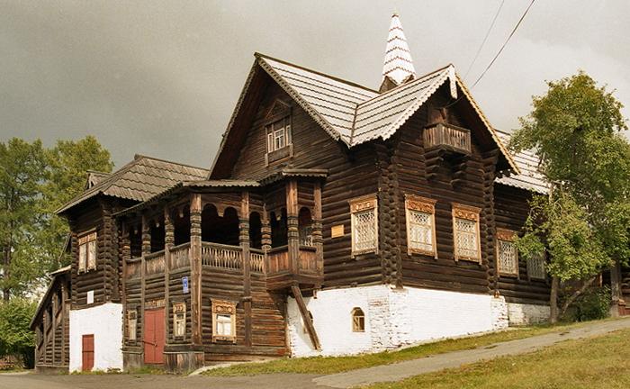 Дом для приема почетных гостей