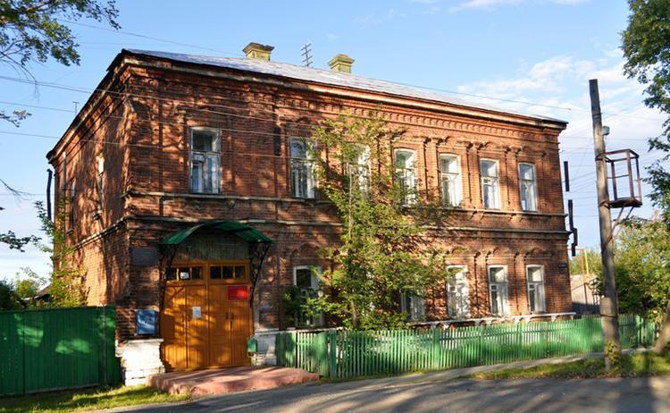 Дом подрядчика А. М. Балашова