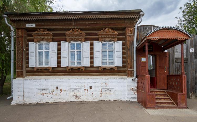 Дом-музей художника К.С. Петрова-Водкина
