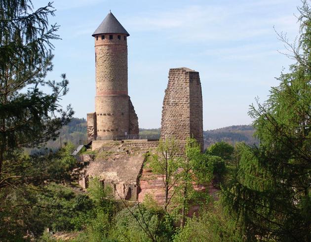 Замок Киркель