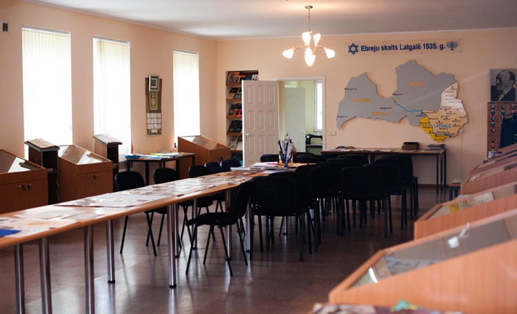 Синагога и музей «Евреи в Даугавпилсе и Латгалии»