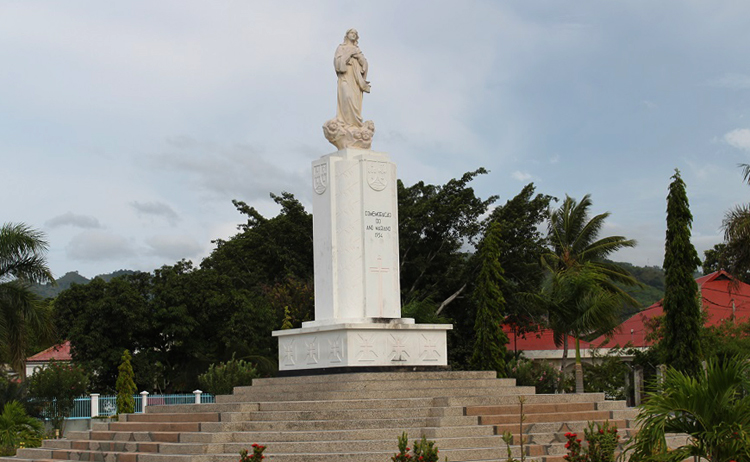 Колонна Святой Марии