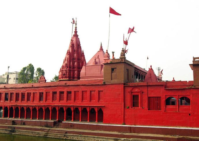 Храм богини Дурги